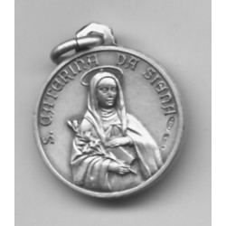 Silver medal Saint...