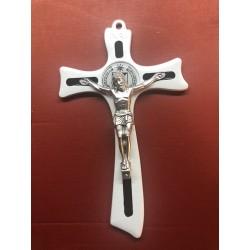 Dominican cross in enameled...