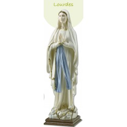 Lady of Lourdes - Marble...