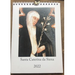 Calendar 2022 Santa...
