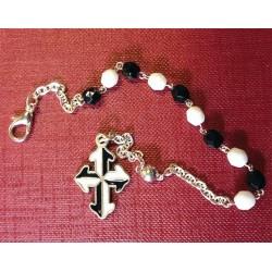 Decina bracciale rosario in...