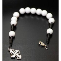 MZ034 Bracelet wooden beads...