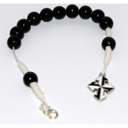 MZ035 Bracelet wooden beads...