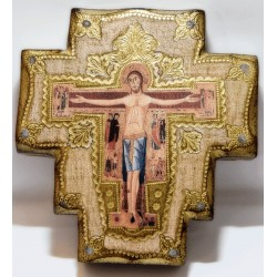 Cross of thed stigmata St....