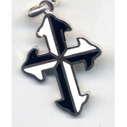 Dominican Cross glazed