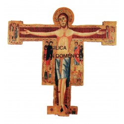 Crucifix of the stigmata of...