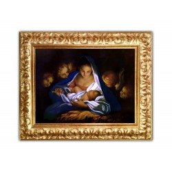 Nativity oil on canvas...