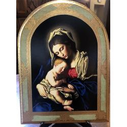 Sassoferrato - Virgin of...