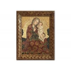 Madonna dell'umiltà su...