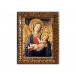 Madonna and Child - Filippo...