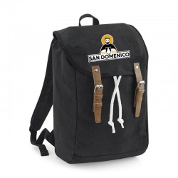 100% Cotton Backpack -...