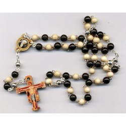 MZ009-Dominican rosary with...