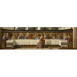 Last supper - Ghirlandaio