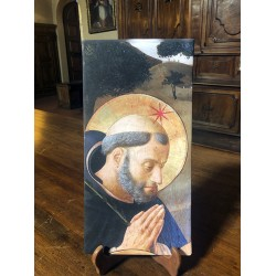 St. Dominic in prayer - Fra...