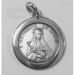 Saint Catherine of Siena...
