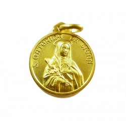 St. Catherine of Siena...