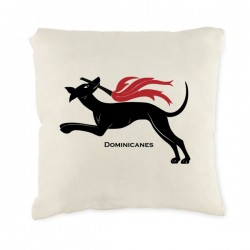 Cotton Pillow with...